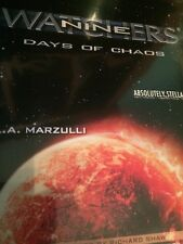 L.A. Marzulli  THE WATCHERS  #9 Days of Chaos  FACTORY SEALED