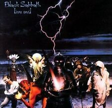 Black Sabbath Live evil (1983) [CD]