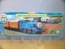 "HORNBY  MODEL No.R9271M ""THOMAS"" PASSENGER /FREIGHT ELECTRIC TRAIN SET  MIB"