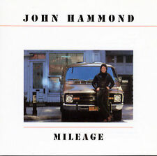 Hammond, John: Mileage  Audio CD