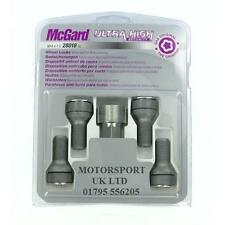 MCGARD ULTRA LOCKING WHEEL BOLT SET 28018SL M14X1.50 26.7MM VW AUDI MERCEDES
