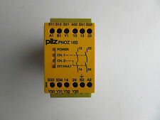 Pilz PNOZ16S Safety Relay 230VAC 24VDC 2N/O 2S0 #774076 VGC!!! With Guarantee