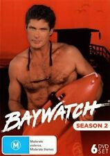 Baywatch Season 2 (2015, DVD NIEUW)6 DISC SET