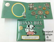2010 Royal Australian Mint Blinky Bill Baby Mint Set