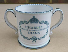 RYE POTTERY Charles & Diana Royal Wedding 1981 Loving Cup