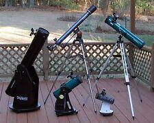 """Teleskop-Okularset 1.25"""" für alle Einsteigerteleskope"""