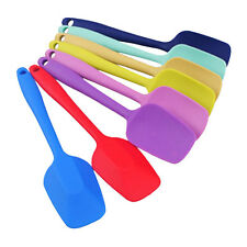 Silicone Spoon Utensil Heat-Resistant Non-Scratch Spatula Cooking Baking Tool