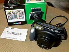 FUJIFILM INSTAX 210 INSTANT CAMERA w/ ORIGINAL BOX & INSTRUCTIONS