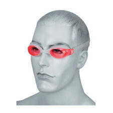 Swimming Goggles Osprey Adult Glasses Pink Tint Lens Head Strap Sports