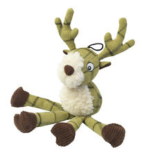 Large Tweed Stag /Deer - Puppy Dog Toys - House Of Paws Designer - Working Dog