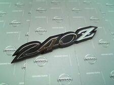 JDM OEM Nissan S30 Fairlady Z 240Z Emblem Budge RARE NEW GENUINE DATSUN JAPAN