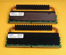 OCZ Reaper 2GB 2x1GB PC2 8500 1066MHz DDR2 w/Copper Heatsink OCZ2RPR10662GK