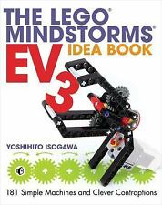 The LEGO MINDSTORMS EV3 Idea Book : 181 Simple Machines and Clever...