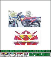 kit adesivi stickers compatibili tt 600 e 1994