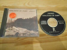 CD Pop Jakko - Kingdom Of Dust (4 Song) MCD RESURGENCE REC