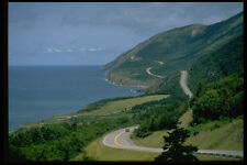 371009 Cabot Trail NEAR trota Brook NOVA SCOTIA A4 FOTO STAMPA