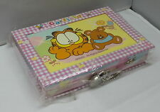 Garfield Diary With Locker #1, 1pc - PAWS   h#10