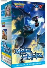 "Pokemon Card XY ""Wild Blaze"" Booster Box (30 Pack)  / Korean Ver"
