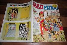 MAD Extra # 8 -- mit  TARZAN (Abt. Affenzirkus) / BATMAN stirbt unterm BAT-MOBIL