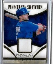 DAVID WRIGHT 2014 PANINI IMMACULATE SWATCHES GAME WORN JERSEY#/99