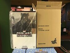 Hot Toys MMS363 1/6 Black Panther Captain America 3 Civil War NEW 2017 IN STOCK