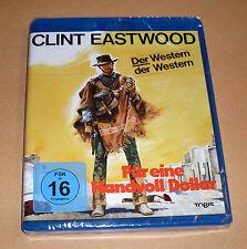 Blu Ray - Für eine Handvoll Dollar - Clint Eastwood - Western - Neu OVP