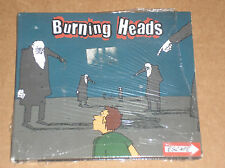 BURNING HEADS - ESCAPE - CD SIGILLATO (SEALED)