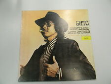GATO BARBIERI  -  LP - CHAPTER ONE: LATIN AMERICA -IMPL 5020- ITALY