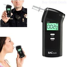 BACtrack S80 BREATHANALYZER, Professional Portable Breath ALCOHOL TESTER - NEW