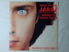 """JEAN MICHEL JARRE Magnetic fields part 2 7"""" ITALY"""
