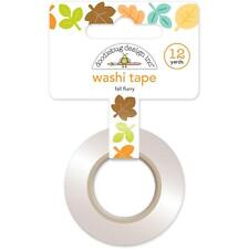 Doodlebug ~ FLEA MARKET ~ Washi Tape ~ Fall Flury
