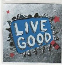 (BS58) Live Good, Naive New Beaters - DJ CD