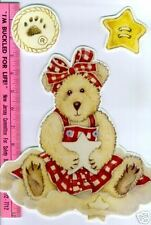 BOYDS BEARS wall stickers 27 big decals baby nursery decor teddy scrapbook