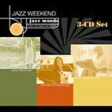 Jazz Moods: Jazz Weekend [3 CD Box Set]