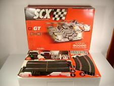 TECNITOYS SCX 1:32 Scale GT C2 Track Dome Judd & Audi R8 Slot Cars
