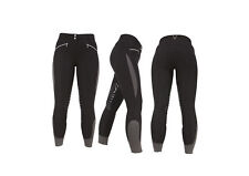 HyPERFORMANCE Sports Active Silicone Grip Knee Patch Horse Riding Breeches - 24""