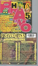 CD--VARIOUS -- --2CD -- BRAVO HITS 5