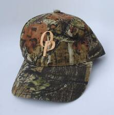 """OP"" ""O'Rourke Petroleum"" One Size Fits Most Camo Camouflage Baseball Cap Hat"