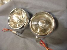 LUCAS  4LR LUCAS LAMPS FOR CLASSIC FORD CARS REFURBISHED