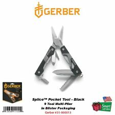 Gerber Splice, Scissors Mini-Tool, Keychain, Bottle Opener #31-000013