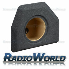 "VW Passat B6 Custom Fit MDF 10"" Sub Box Subwoofer Enclosure Bass"