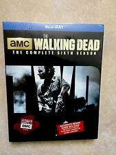 The Walking Dead: The Complete  Season 6 (Blu-ray 2016) Fast Shipping...