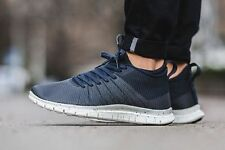 NIKE FREE HYPERVENOM 2 FS Running Trainers Shoes Gym Casual Navy UK 7.5 (EUR 42)