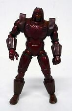 "IRON MAN 2 CRIMSON DYNAMO Hasbro Marvel Comic Series 5"" Action Figure 2010"