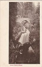 Lower Falls Of Bruar, BLAIR ATHOLL, Perthshire