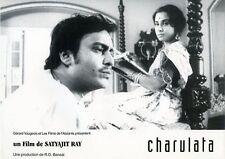 4 Photos Exploitation Cinéma 21x29.5cm (1964) CHARULATA Satyajit Ray, Chatterjee