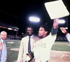 1982 RICKEY HENDERSON Oakland A's CLASSIC Glossy Photo 8x10 RECORD BREAKING DAY