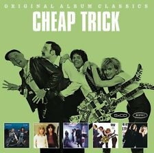 Cheap Trick - Original Album Classics [CD New]