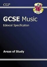 GCSE Music Edexcel Areas of Study Revision Guide by CGP Books (Paperback, 2010)