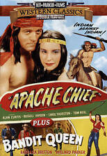 Apache Chief & Bandit Queen Double Feature, New DVDs